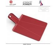 Средняя доска Chop2pot складная, красный, Joseph Joseph, Великобритания