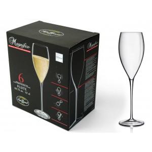 Бокал для шампанского «Magnifico» 320 мл, Bormioli Luigi, Италия, арт. 3739, фото 3