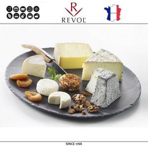 Десертная (закусочная) тарелка BASALT, D 17,5 см, фарфор. REVOL, Франция, арт. 8798, фото 4