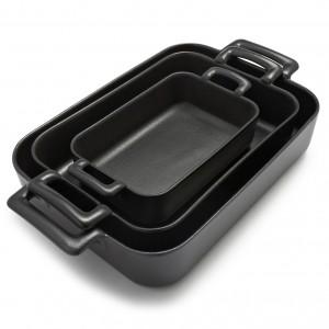 Форма для запекания и подачи «Belle Cuisine», 450 мл, H 4 см, L 20 см, W 10,5 см, REVOL, Франция, арт. 8892, фото 3