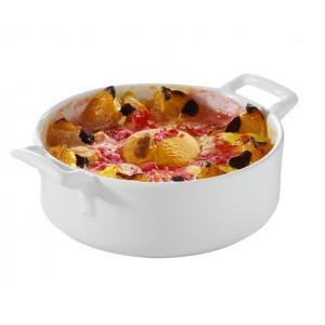 Форма для запекания и подачи «Belle Cuisine», 550 мл, D 15 см, H 5 см, L 18,5 см,  фарфор, REVOL, Франция, арт. 6741, фото 1