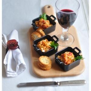 Форма для запекания порционная «Belle Cuisine», 90 мл, H 3,5 см, L 9,5 см, W 6,5 см, REVOL, Франция, арт. 8883, фото 3