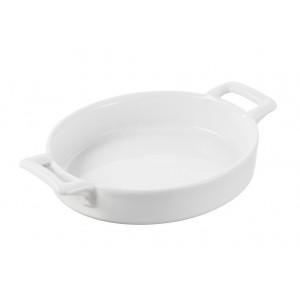 Сковорода порционная «Belle Cuisine», 250 мл, H 3 см, L 18 см, W 13 см,  фарфор, REVOL, Франция, арт. 6739, фото 1