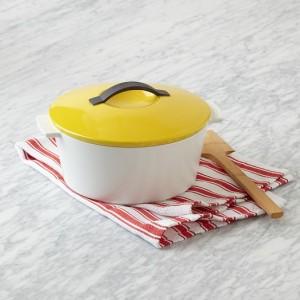 Кастрюля керамическая Revolution, 3.4 л, для любых плит и духовки, красный, REVOL, Франция, арт. 2531, фото 7