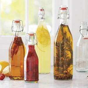 Бутылка для масла и уксуса «Moreska», 1000 мл, D 8,5 см, H 31,5 см, Bormioli Rocco - Fidenza, Италия, арт. 7362, фото 2