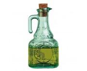 Бутылка для масла и уксуса «Helios», 265 мл, H 18 см, стекло, Bormioli Rocco - Fidenza, Италия