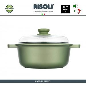 Антипригарная кастрюля Dr.Green, 3.5 л, D 24 см, Risoli, Италия, арт. 48490, фото 1