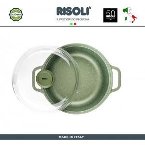 Антипригарная кастрюля Dr.Green, 3.5 л, D 24 см, Risoli, Италия, арт. 48490, фото 2