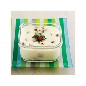 Набор детских пищевых контейнеров, круглые, 3 шт по 165 мл, стекло, GlassLock Yum Yum, США - Корея, арт. 11127, фото 4