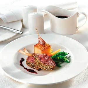 Соусник-салатник «Monaco White», 140 мл, фарфор, Steelite, Великобритания, арт. 9242, фото 2