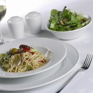 Соусник-салатник «Monaco White», 140 мл, фарфор, Steelite, Великобритания, арт. 9242, фото 4