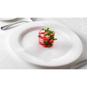 Тарелка для пасты «Monaco White», D 30 см, фарфор, Steelite, Великобритания, арт. 9065, фото 5