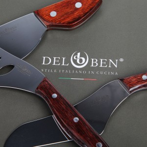 Набор ножей для дегустации сыра, 3 предмета, DEL BEN, Италия, арт. 861, фото 2
