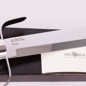 Сабля для шампанского подарочная, сталь, черный рог буйвола, DEL BEN, Италия, арт. 874, фото 7