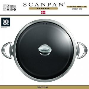 Антипригарная сковорода-паэльера PRO IQ с крышкой, D 32 см, SCANPAN, Дания, арт. 88219, фото 4