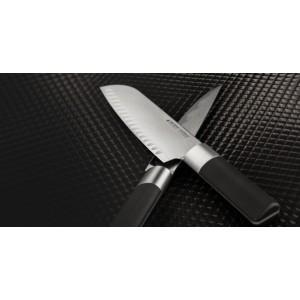 Нож поварской «Platinum», L 39 см, W 5 см,  сталь нержавеющая, Felix, Германия, арт. 4938, фото 4