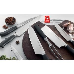 Нож поварской «Platinum», L 34 см, W 4,5 см,  сталь нержавеющая, Felix, Германия, арт. 4936, фото 2