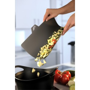 Набор разделочных листов по типу продукта, 4 шт, L 38 см, W 31 см, пищевой пластик, GEFU, Германия, арт. 11000, фото 2
