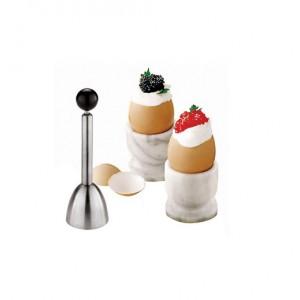 Резак для яичной скорлупы, D 4 см, L 13 см, сталь, Paderno, Италия, арт. 34861, фото 2