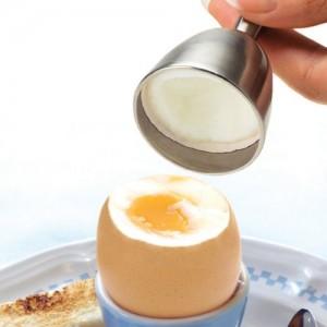 Резак для яичной скорлупы, D 4 см, L 13 см, сталь, Paderno, Италия, арт. 34861, фото 3