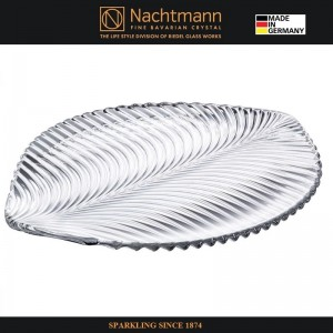 Набор обеденных тарелок MAMBO, 2 шт, 23 см, бессвинцовый хрусталь, Nachtmann, Германия, арт. 16111, фото 6