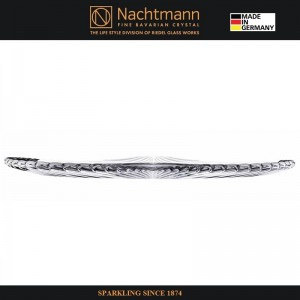 Набор обеденных тарелок MAMBO, 2 шт, 23 см, бессвинцовый хрусталь, Nachtmann, Германия, арт. 16111, фото 8