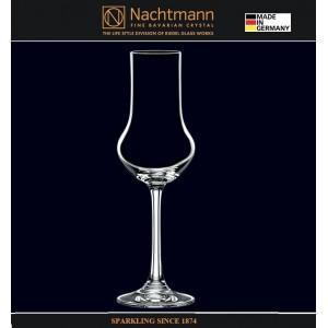 Набор бокалов для граппы, 4 шт, 100 мл, бессвинцовый хрусталь, серия VIVENDI Premium, Nachtmann, Германия, арт. 16373, фото 2