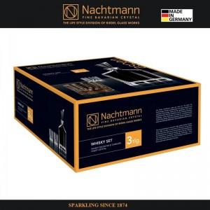 Набор для закусок BOSSA NOVA, 3 предмета, бессвинцовый хрусталь, Nachtmann, Германия, арт. 16096, фото 6
