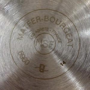 Кастрюля, 13 л, D 32 см, H 15 см, L 48 см, Excellence, сталь нержавеющая, MATFER, Франция, арт. 32911, фото 4