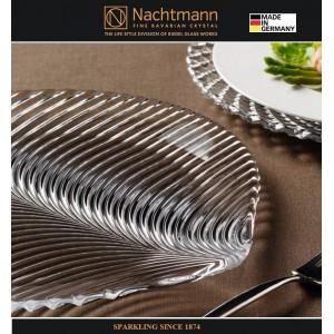 Набор обеденных тарелок MAMBO, 2 шт, 23 см, бессвинцовый хрусталь, Nachtmann, Германия, арт. 16111, фото 5