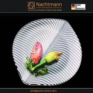 Набор обеденных тарелок MAMBO, 2 шт, 23 см, бессвинцовый хрусталь, Nachtmann, Германия, арт. 16111, фото 3