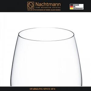 Набор бокалов VIVENDI для белых вин, 4 шт, 475 мл, бессвинцовый хрусталь, Nachtmann, Германия, арт. 16366, фото 3
