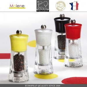 Мельница Molene для соли, H 14 см, красный, Peugeot, Франция, арт. 53238, фото 2