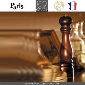 Мельница PARIS CLASSIC Chocolate для соли, H 12 см, PEUGEOT, Франция, арт. 8697, фото 8