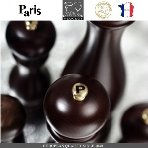 Мельница PARIS CLASSIC Chocolate для перца, H 40 см, PEUGEOT, Франция, арт. 8700, фото 7