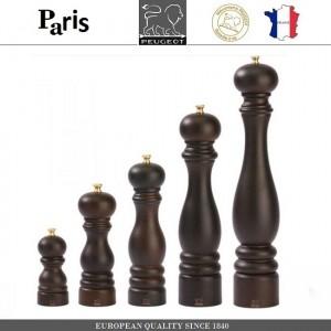 Мельница PARIS CLASSIC Chocolate для соли, H 12 см, PEUGEOT, Франция, арт. 8697, фото 2