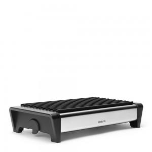 Мармит-панель для подогрева двойная, L 35,8 см, W 18,5 см, черный, стальной, Brabantia, Бельгия, арт. 40304, фото 6