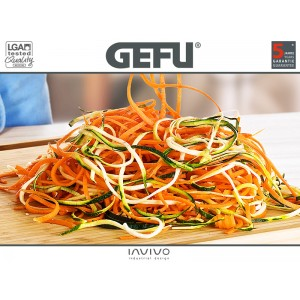 Нож SPIRELLI для спиральной нарезки овощей, GEFU, Германия, арт. 11006, фото 4