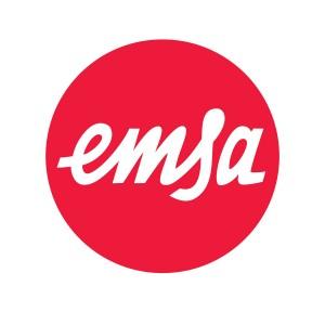 Термос с двойной стальной колбой, 0,5 л, сталь 18/10, красный, серия Captain, Emsa, Германия, арт. 72875, фото 2