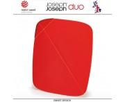 Доска DUO складная, красный, Joseph Joseph, Великобритания