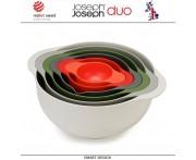 Набор кухонных емкостей DUO, 6 шт, Joseph Joseph, Великобритания