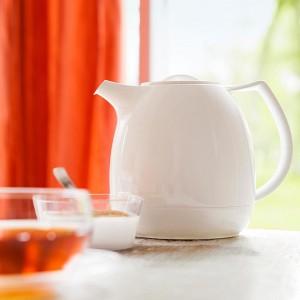 Заварочный чайник с ситечком, 0,6 л, ABS пластик, белый, серия ELLIPSE, Emsa, Германия, арт. 55087, фото 2