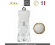Мельница Molene для соли, H 14 см, белый, Peugeot, Франция