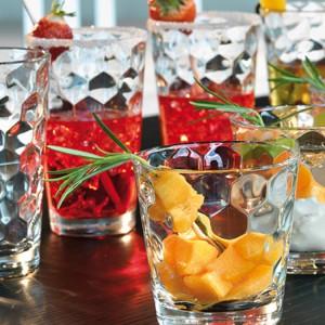 Низкий стакан, 290 мл, H 9 см, D 8,7 см, стекло, серия Honey, Vidivi, Италия, арт. 64835, фото 5