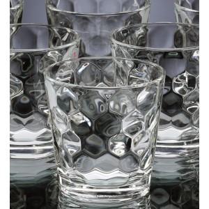 Низкий стакан, 290 мл, H 9 см, D 8,7 см, стекло, серия Honey, Vidivi, Италия, арт. 64835, фото 3