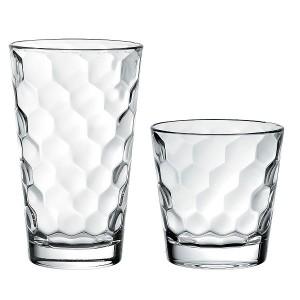 Низкий стакан, 290 мл, H 9 см, D 8,7 см, стекло, серия Honey, Vidivi, Италия, арт. 64835, фото 4