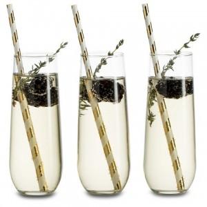 Бокал без ножки для шампанского «Stemless» 250 мл, Libbey, США, арт. 4033, фото 3