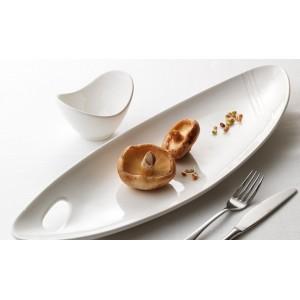 Салатник порционный «Organics», 315 мл, D 23 см, H 8,2 см, Steelite, Великобритания, арт. 9282, фото 5