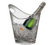 Ведро для шампанского, 4.3 л, H 28.5 см, акрил, Paderno, Италия