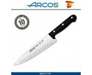 Нож поварской, лезвие 20 см, серия UNIVERSAL, ARCOS, Испания
